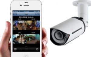 تشغيل كاميرات المراقبة على الجوال وكيفية الربط بينهما