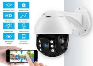 ما هي إعدادات مشاهدة كاميرات مراقبة عبر الإنترنت ؟